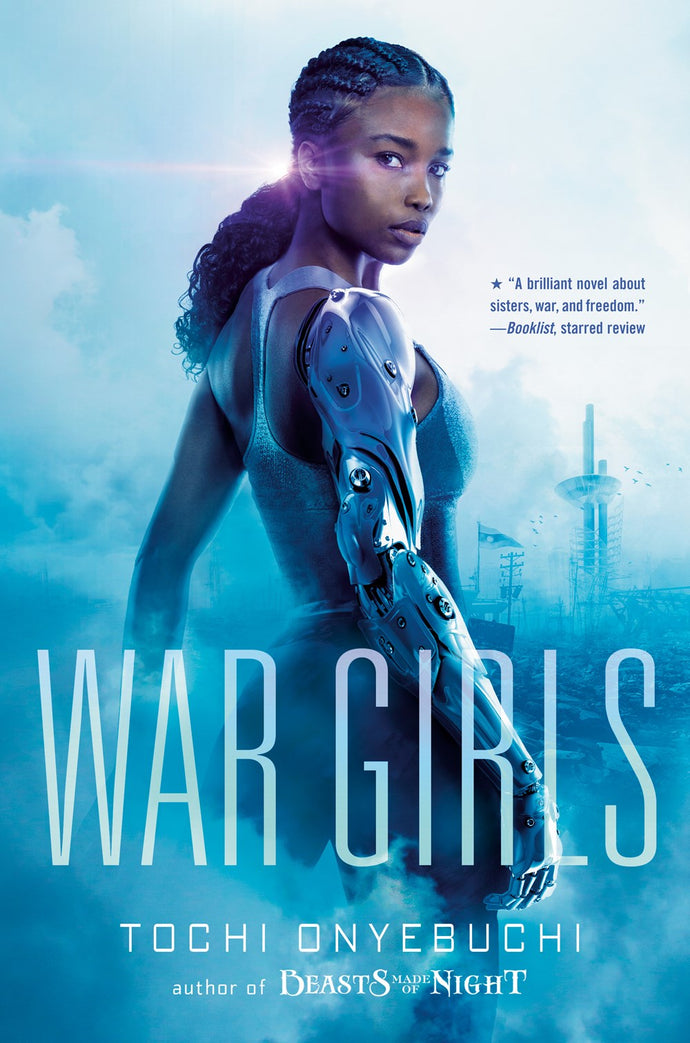 War Girls by Onyebuchi