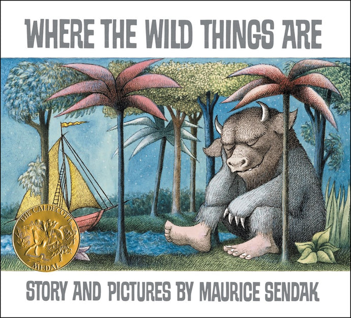Where the Wild Things are by Sendak PB