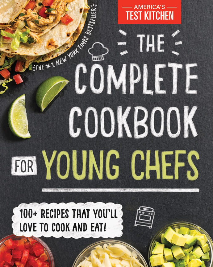 Complete Cookbook for Young Chefs
