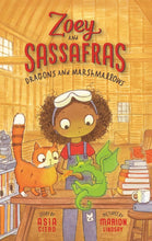Zoey and Sassafras: Dragons and Marshmallows by Citro (#1)