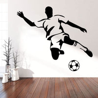 Stickers Footballeur