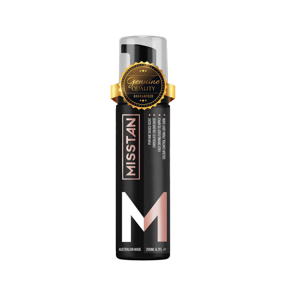 MissTan 200ml Mousse