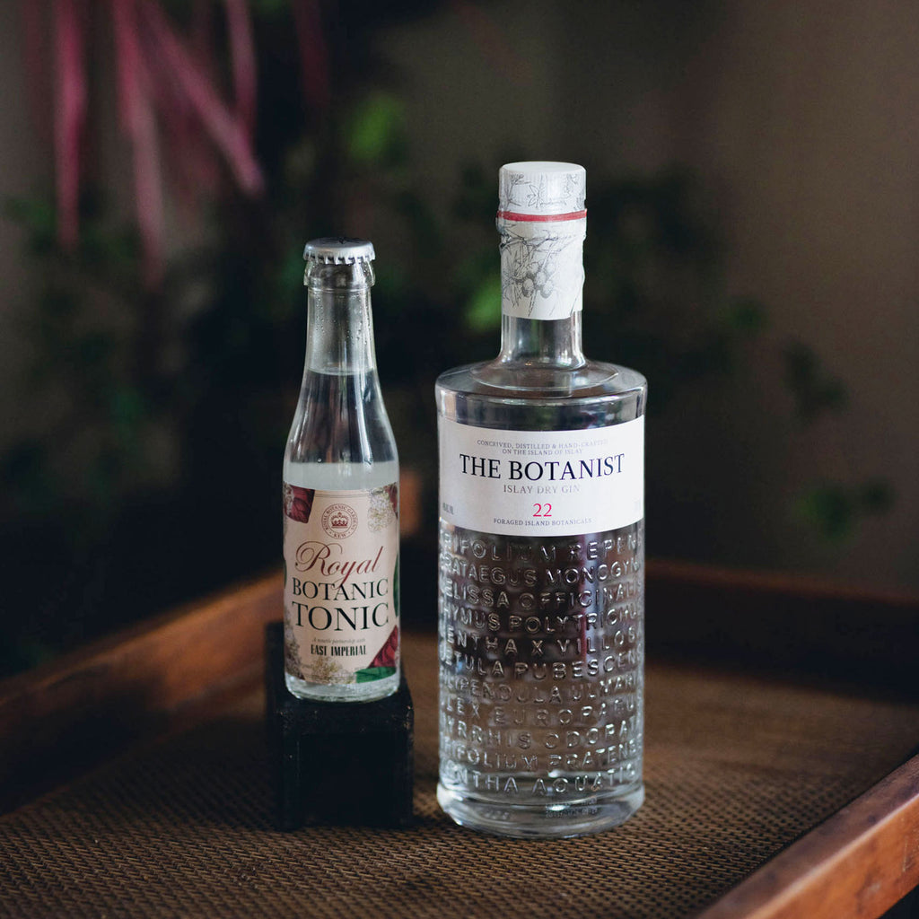 The Botanist & Royal Botanic Tonic