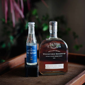 Woodford Reserve & Thai Dry Ginger Ale