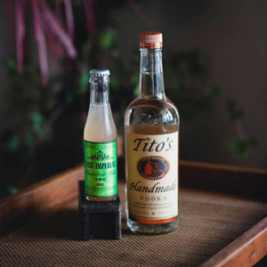 Tito's Vodka & Grapefruit Soda