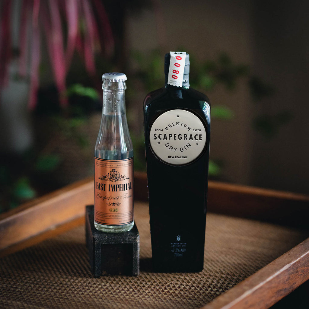 Scapegrace Dry Gin & Grapefruit Tonic