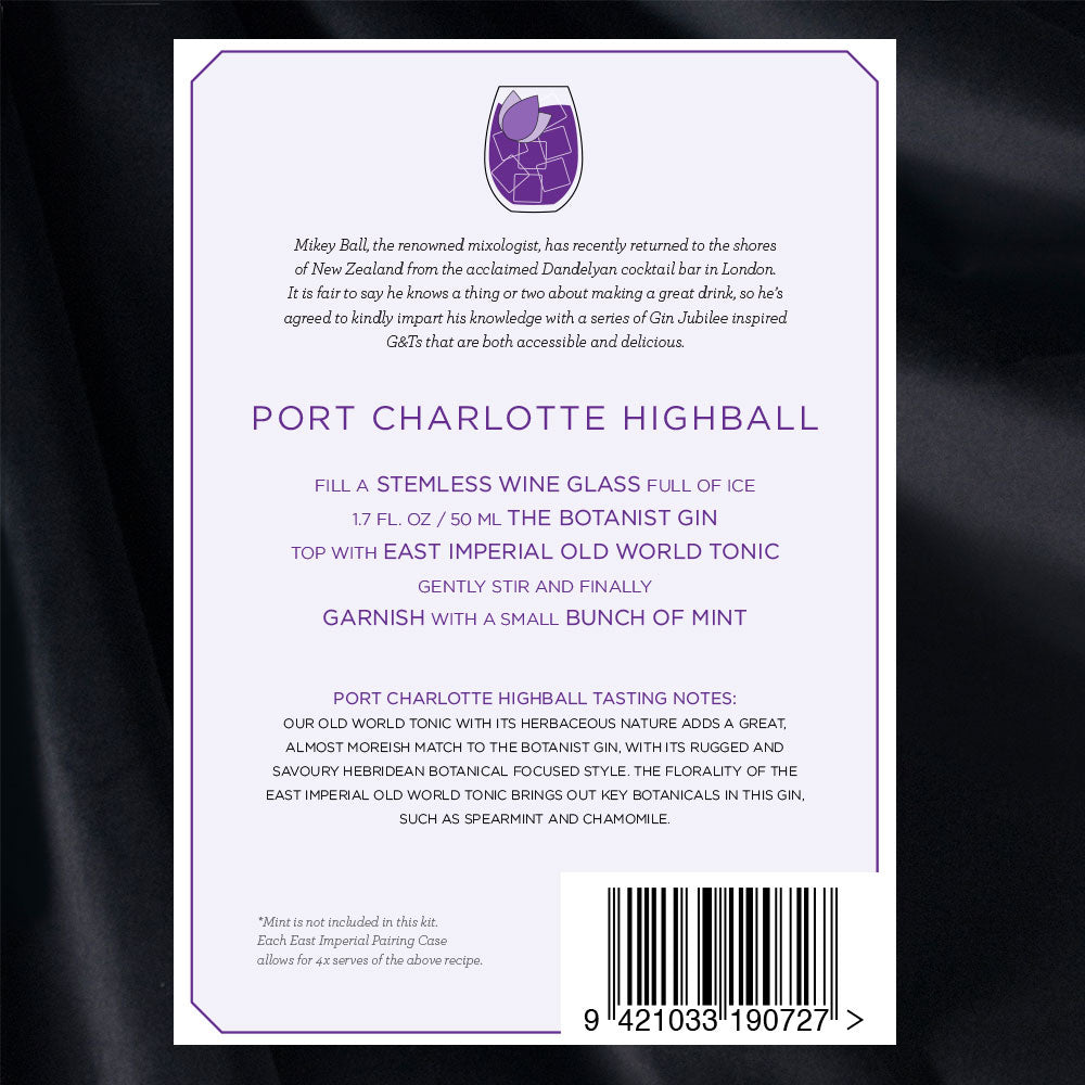 Port Charlotte Highball