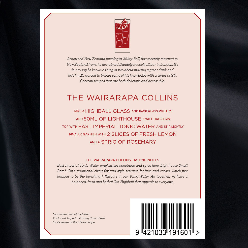 The Wairarapa Collins