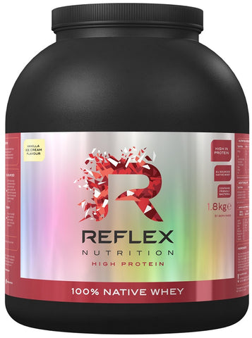 100% Native Whey