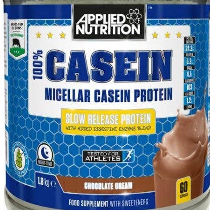 100% Casein Protein Applied Nutrition