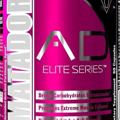 AD Matador - 60 caps : Anabolic Designs,Fat Loss Pills