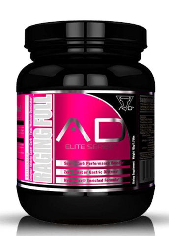 ANABOLIC DESIGNS - RAGING FULL - 876G,pre workout