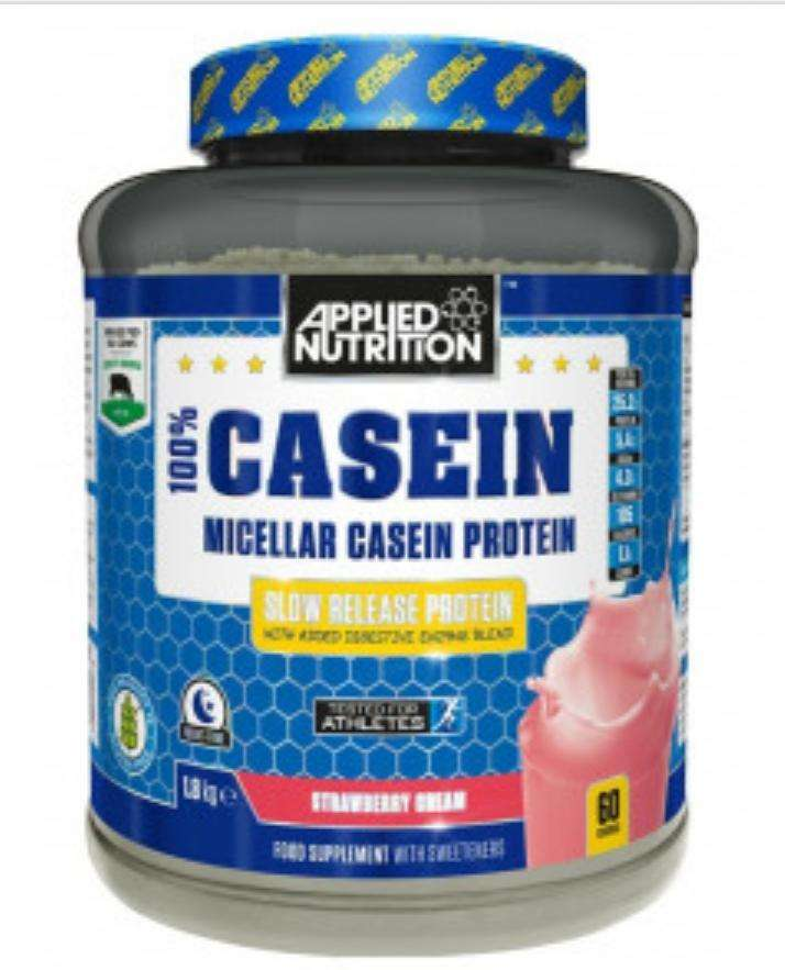 Applied Nutrition 100% Casein 1.8kg