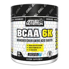 APPLIED NUTRITION BCAA 6K 240 CAPS,