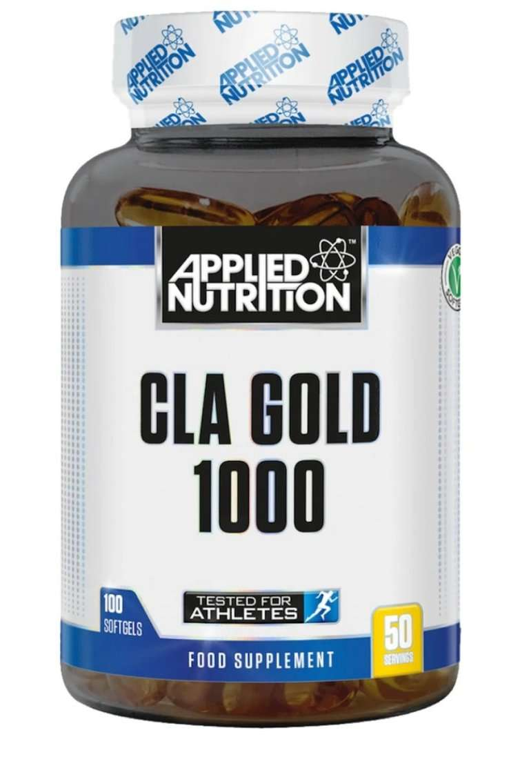 Applied Nutrition CLA Gold 1000mg x 100 Soft Gels
