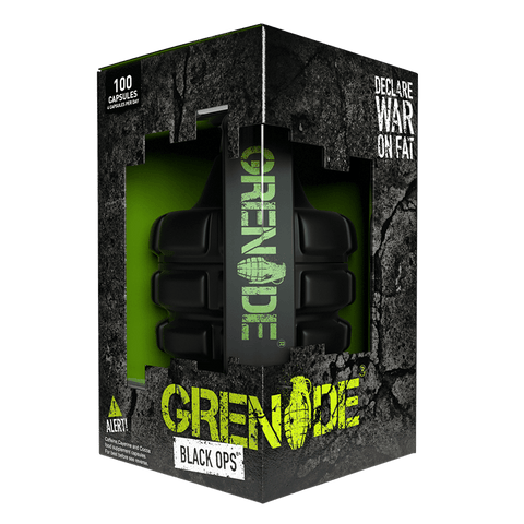 black ops grenade fat burner