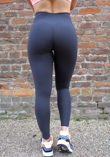 Charcoal Shape Leggings,