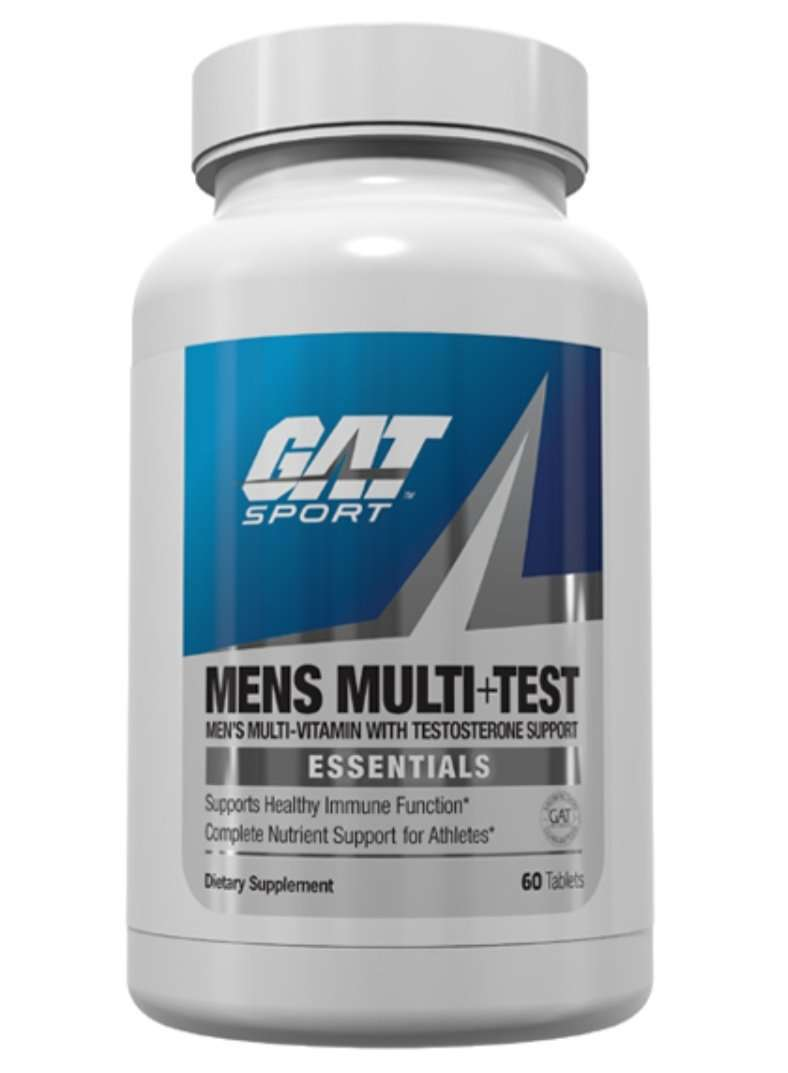 Gat sport mens multi vitamin + test booster