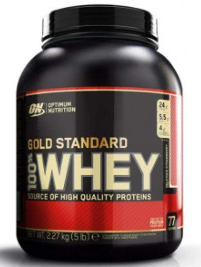 ON 100% Whey Gold Standard - 2.27kg