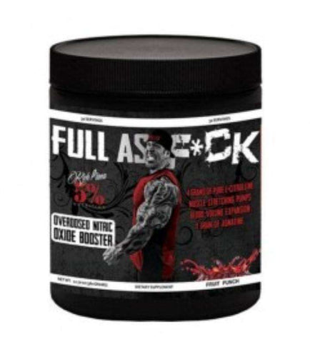 Rich Piana 5% Nutrition Full As F*ck - 30 Servings,pre workout