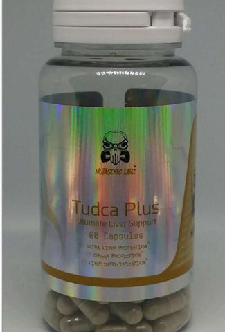 Tudca plus (liver and organ support product),