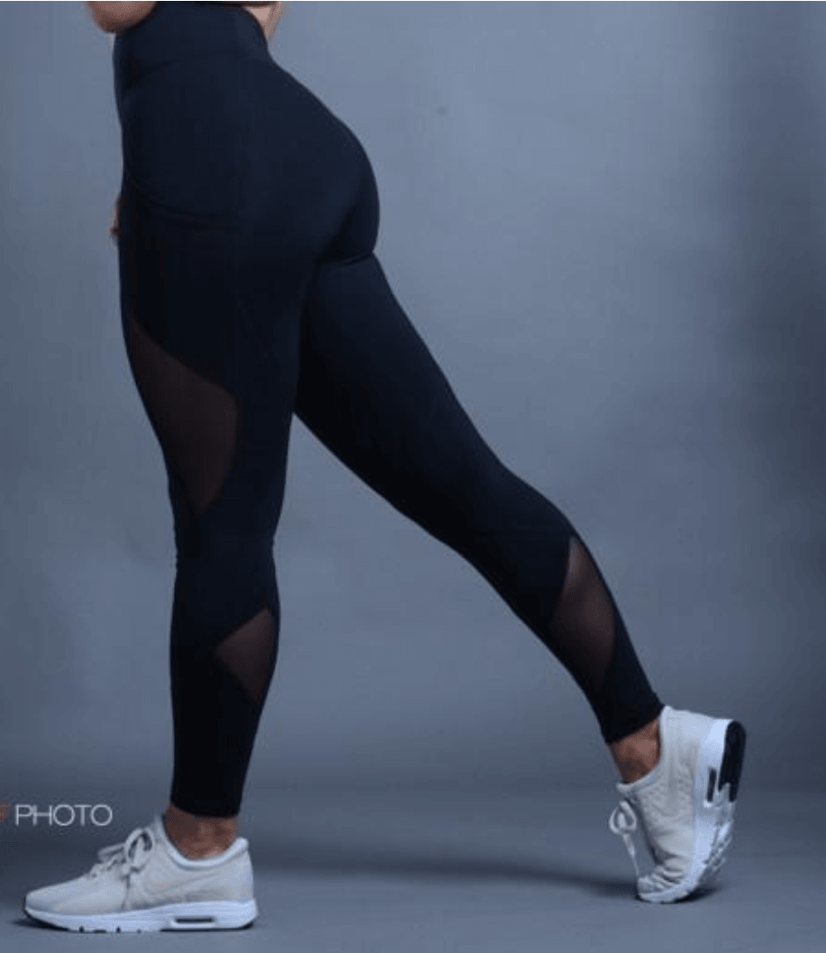 vixn mesh leggings