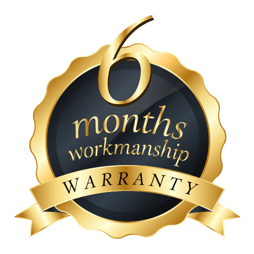 Fresh Cool Workmanship Warranty