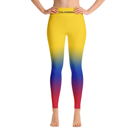 legging colombie face