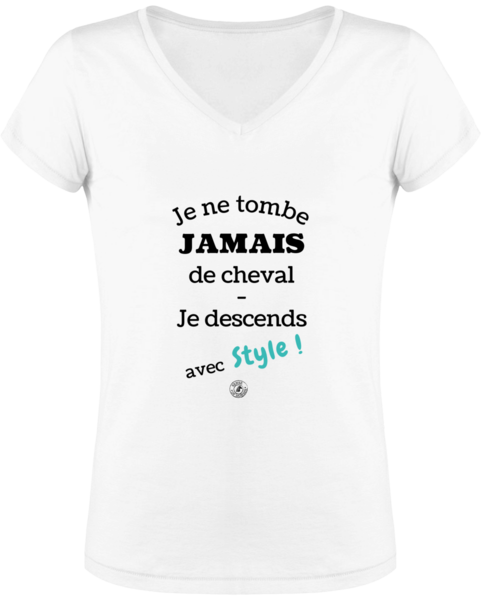 tee shirt cheval citation