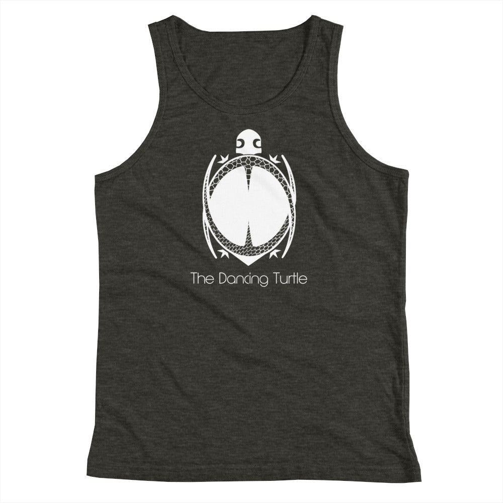 Youth Dancing Turtle Tank Top