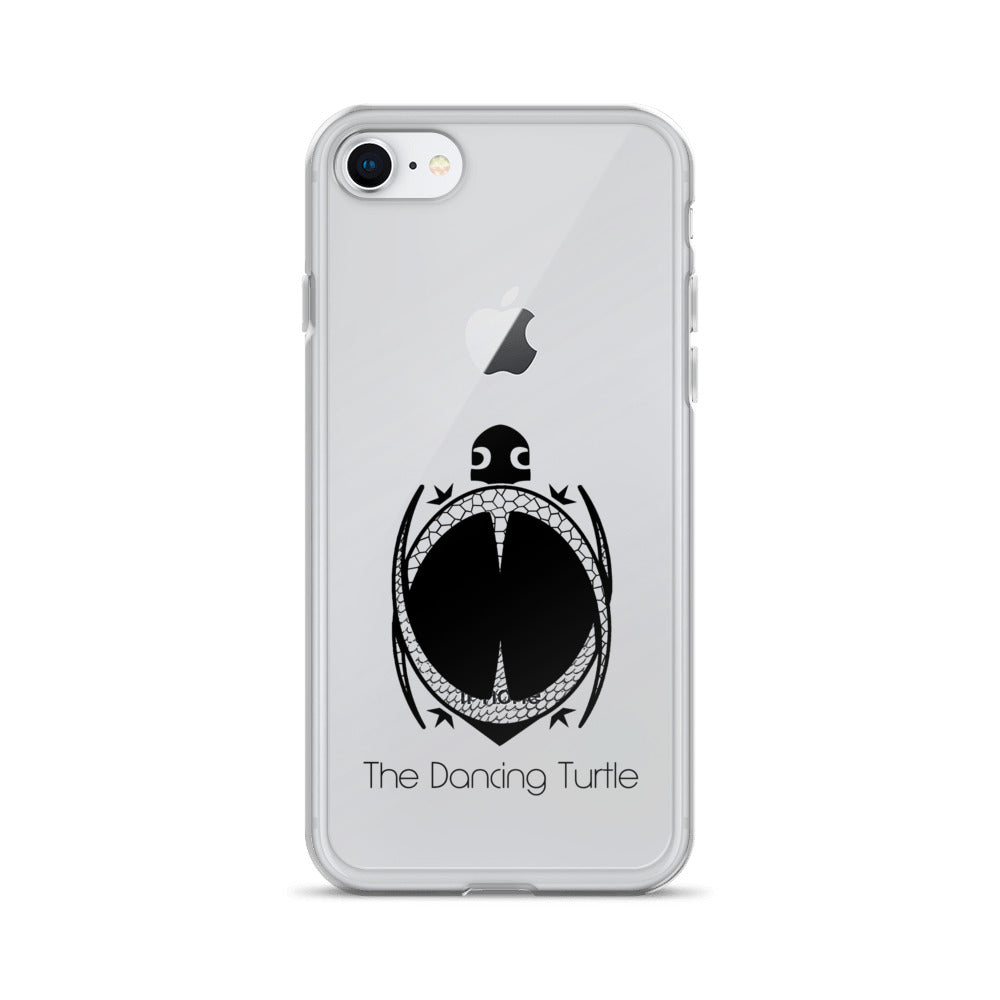 The Dancing Turtle iPhone Case