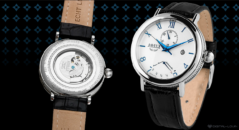 Power Reserve Automatic ODIN |J49022| Javelle Germany