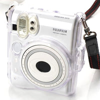 Transparent Crystal Case Instax Mini 50