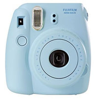 Blue instax mini 8