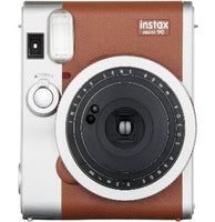 Brown instax mini 90