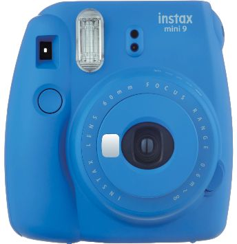 Cobalt Blue instax mini 9 Miyoshi Package