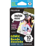 Comic Fujifilm Instax Mini Instant Films