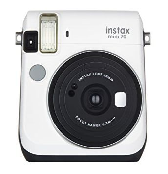 Moon White instax mini 70