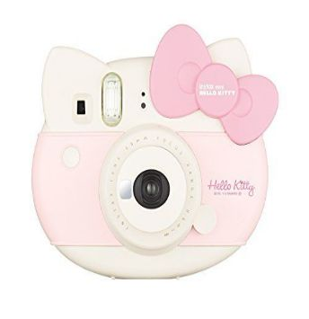 Pink instax mini Hello Kitty