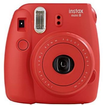 Raspberry  instax mini 8