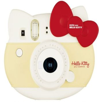 Red nstax mini Hello Kitty