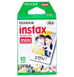 10 sheets Plain Fujifilm Instax Mini Instant Films