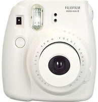 White instax mini 8