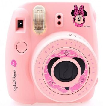 Minnie Mouse instax mini 8