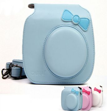 Hello Kitty Instax Mini 8/9 Leather Case/Bag