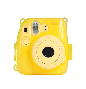 Hard Case Instax mini 8/8+/9 with strap