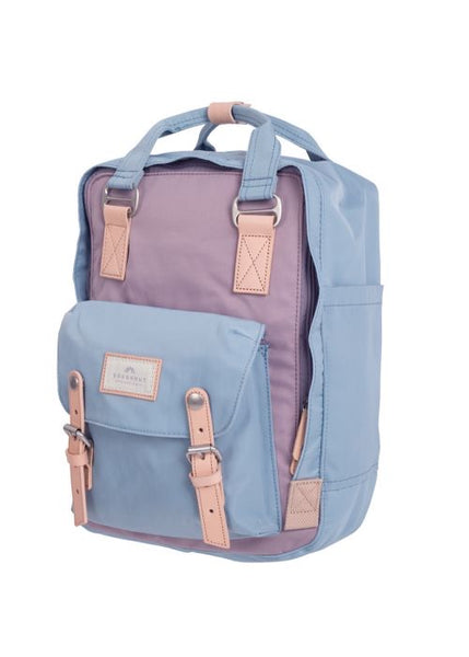 LILAC X LIGHT BLUE Doughnut Macaroon Backpack