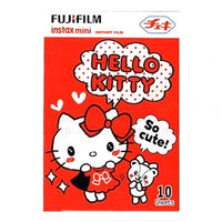 Hello Kitty Shopping Red Fujifilm Instax Mini Instant Films