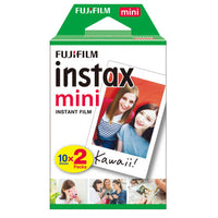 20 sheets Plain Fujifilm Instax Mini Instant Films