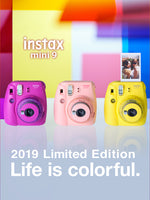 Miyoshi Package Clear instax mini 9 Limited Edition
